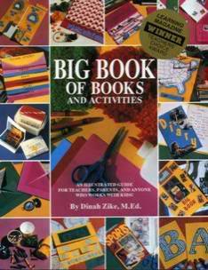 Big Book of Books and Activities Review
