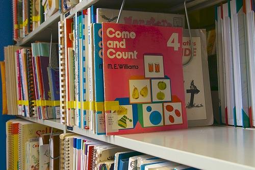 Curriculum shelf