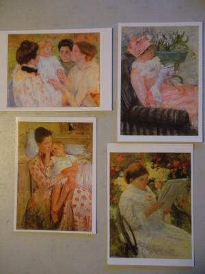 Mary Cassatt Cards