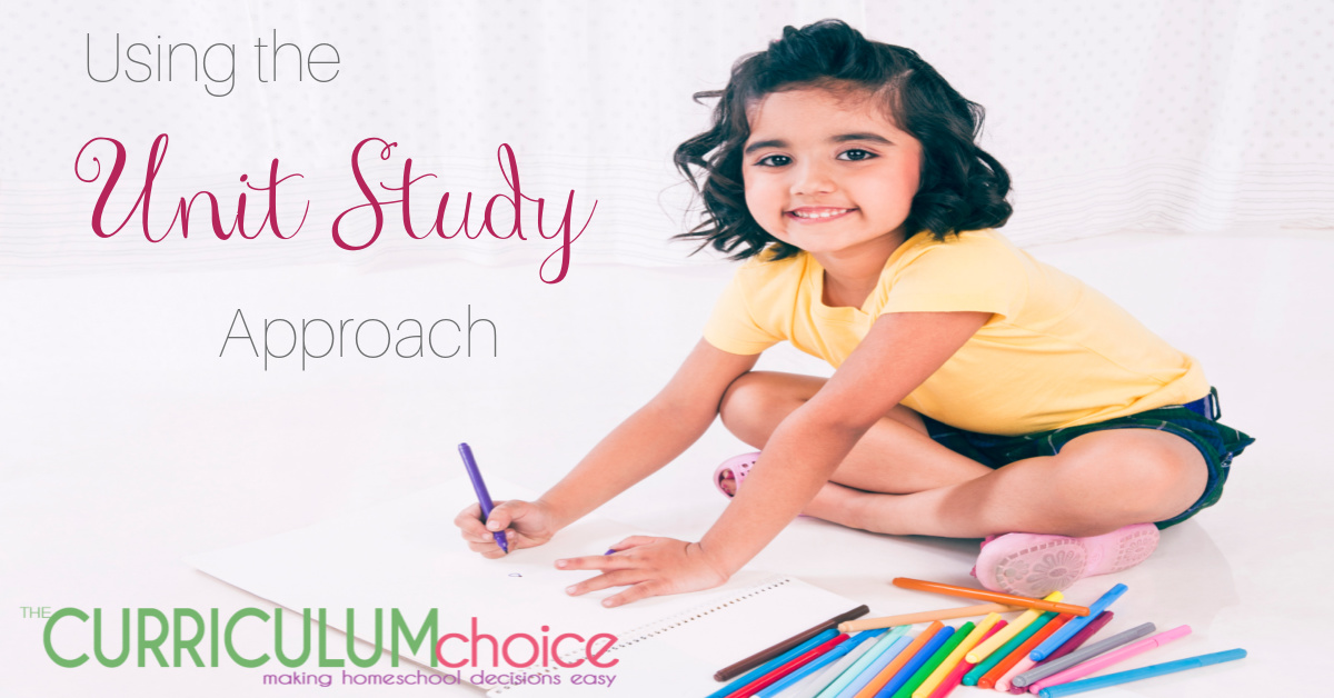 The Unit Study Approach uses hands-on experiences, literature and natural curiosity to help make learning a living, breathing experience. Find out exactly what this is and why it might be right for your homeschool.