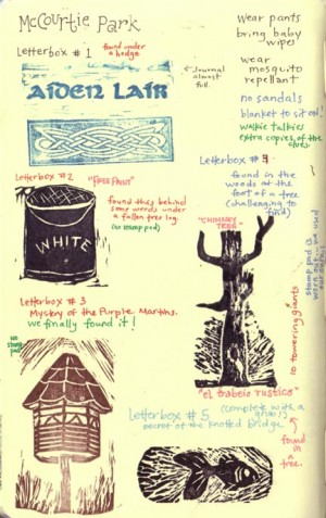 Creativity & Nature Study