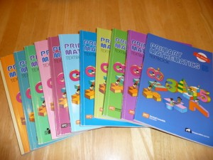 Singapore Primary Mathematics U.S. Edition