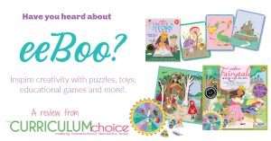 Eeboo offers safe simple gifts and toys to play and share with your children. Puzzles, toys, educational games and more to inspire creativity. A review from The Curriculum Choice