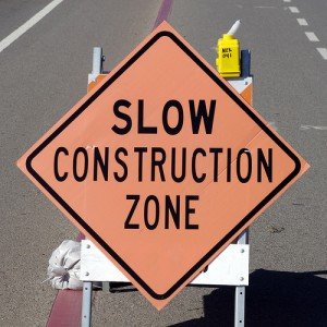 slowconstructionzone