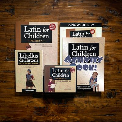 Latin for Children from Classical Academic Press