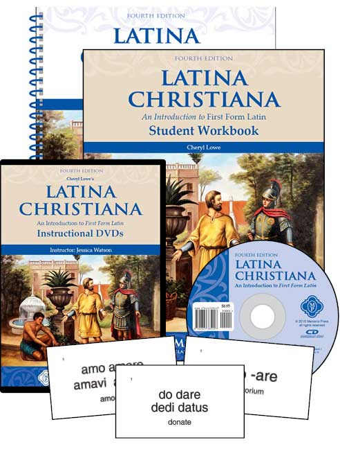 Latina Christiana from Memoria Press