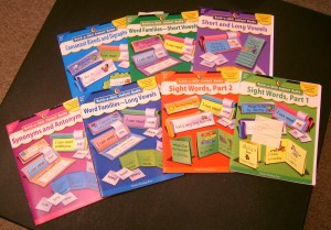 Grades K-1 Series of Books