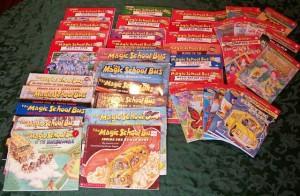 Magic School Bus Books Review