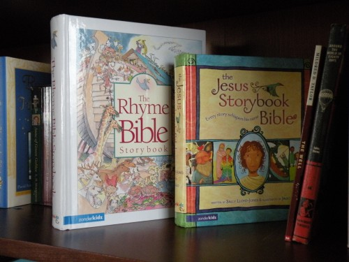Bibles Abound: The Rhyme Bible and The Jesus Storybook Bible