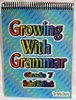 Growing With Grammar