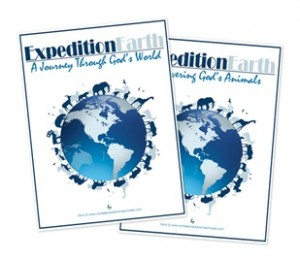 Expedition Earth: A Journey Through God's World