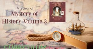 Mystery of History Volume 3 is a chronological, Christian world history spanning the Renaissance, Reformation, and Growth of Nations. A review from The Curriculum Choice.