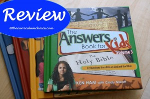 The Answers Book for Kids, Volumes 1-4