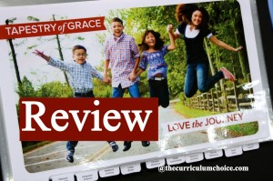 Have you found a curriculum you and your children absolutely love? One that is a perfect fit for everyone's learning style? A nice match for the age range of your household? That, my friends, is how I feel about Tapestry of Grace.