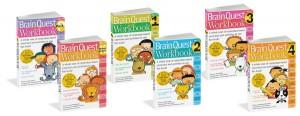Summer Enrichment-Brain Quest Workbooks