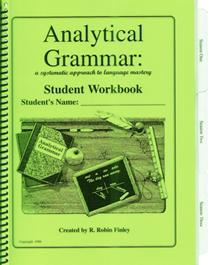 Analytical Grammar