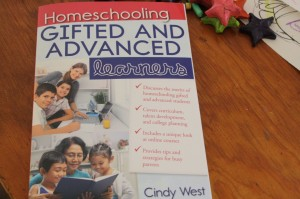 Homeschooling Gifted and Advanced Learners Review and Giveaway!