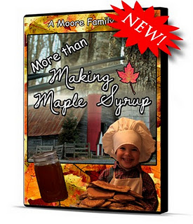 More Than Making Maple Syrup DVD and Giveaway!