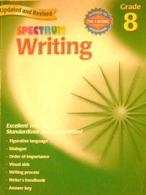 Spectrum Writing-8 Review
