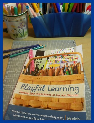 Playful Learning-Develop Your Child's Sense of Joy and Wonder