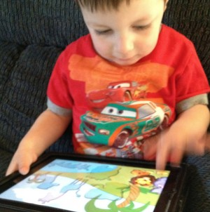 Kids 1st Shape Puzzle App Review