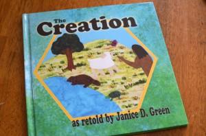 The Creation Children's Book