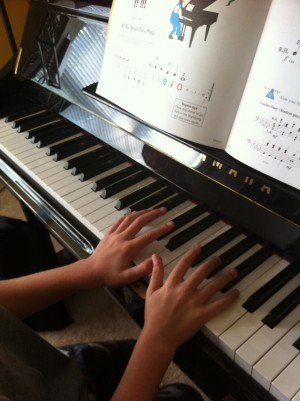 Teaching Piano for The Glory of God: The Matthew 6:33 Piano Teacher