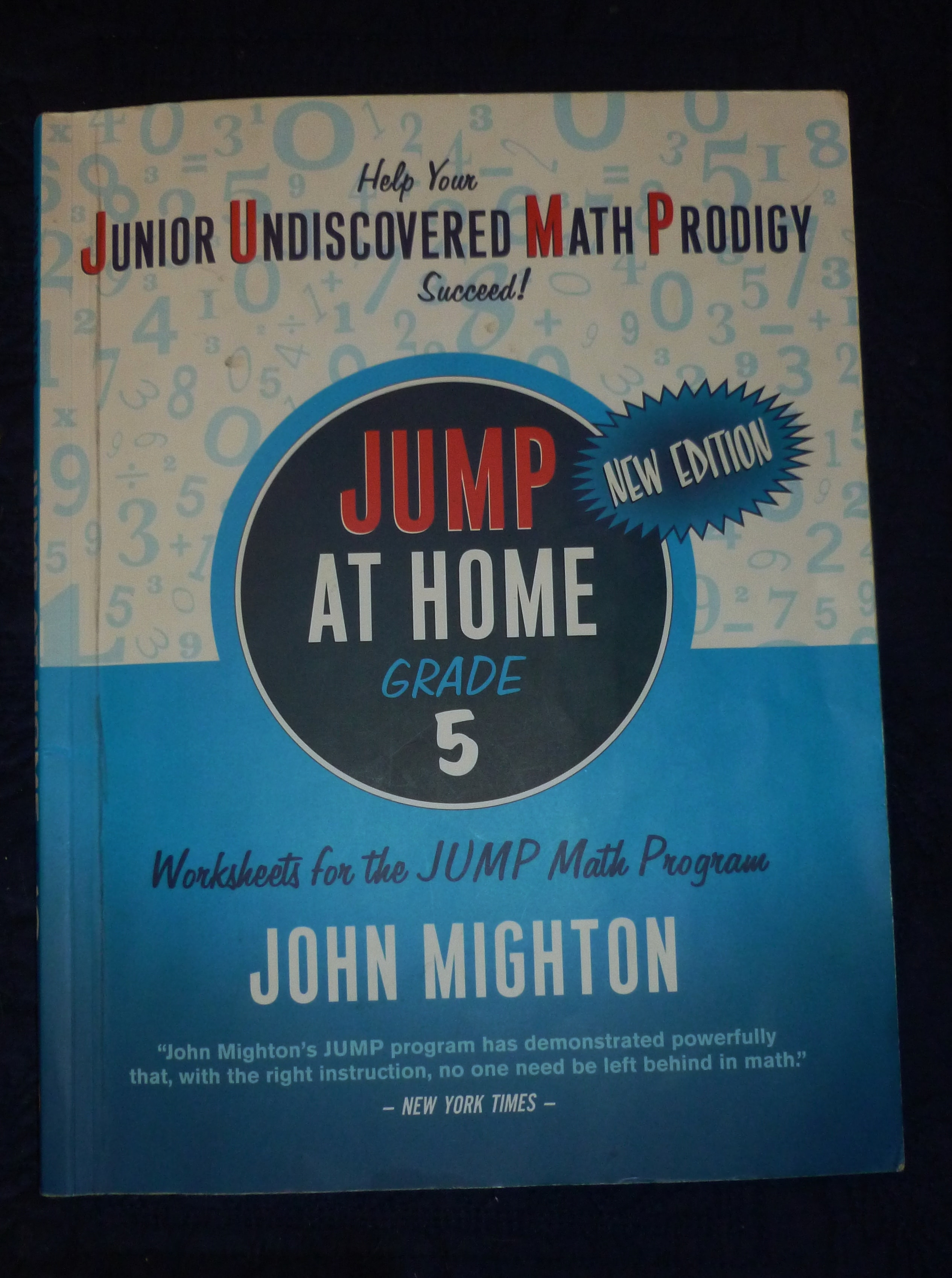 JUMP Math - Junior Undiscovered Math Prodigies - The