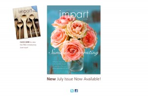 Impart Magazine Review – Ideas to Enrich Your Life and Home