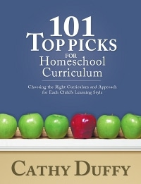 101 Top Picks for Homeschool Curriculum is similar to 100 Top Picks in format and content, but some resources from the first book have been replaced by better, newer ones.