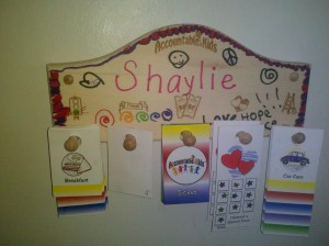 Accountable Kids Chore Chart Review