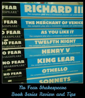 No Fear Shakespeare Series by Spark Notes