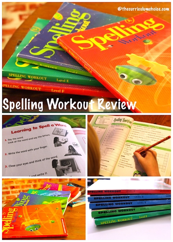 Spelling Workout Level E