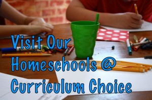 A Visit to Curriculum Choice Authors' Homeschools