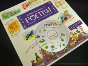 A Child's Introduction To Poetry Review