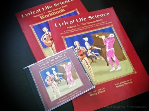 Lyrical Life Science- Volume 3 The Human Body