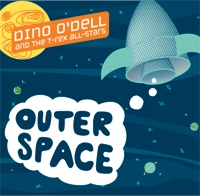 Dino O'Dell Outer Space CD Review
