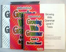 Growing With Grammar Review