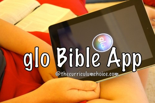 GloBible App Review at The Curriculum Choice