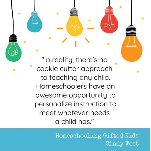 Special Needs Homeschooling: Gifted Kids