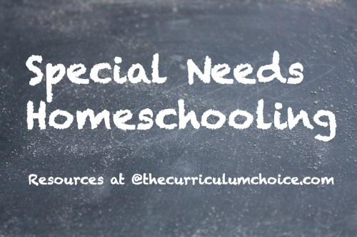 We present to you a day in the life of a special needs homeschooler. We bring to you experiences from our homeschools as well as wonderful resources we've found around the web. Please enjoy, pin and share Special Needs Homeschooling...