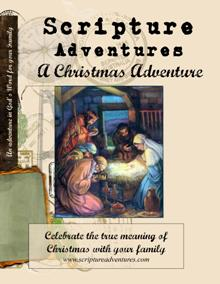 A Christmas Adventure – Scripture Adventures Review