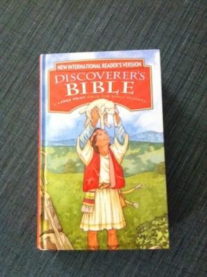 Discoverer's Bible: NIrV