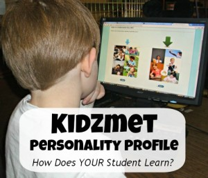 Review: Kidzmet Personality Profile @ Curriculum Choice