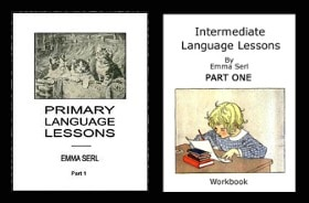 Primary and Intermediate Language Lessons: Workbooks