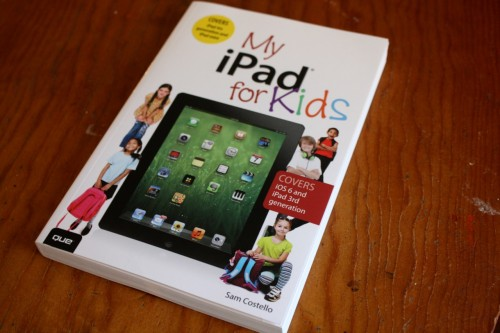 My iPad for Kids cover
