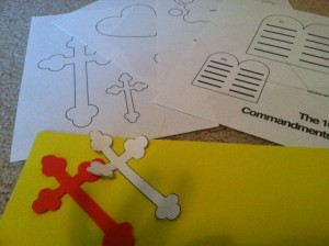 First Holy Communion Preparation and Printables by Angie Kauffman