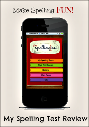 Make Spelling Fun With My Spelling Test App