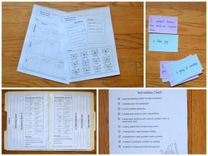 WriteShop Junior Activities