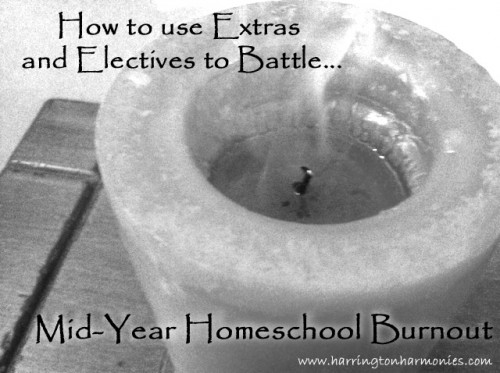 Homeschool Burnout copy